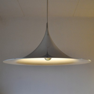 Semi 60cm hanging lamp by Claus Bonderup & Torsten Thorup for Fog & Mørup, 1960s