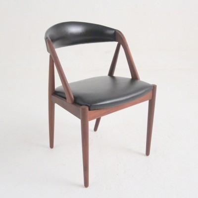 Arm chair from the fifties by Kai Kristiansen for unknown producer