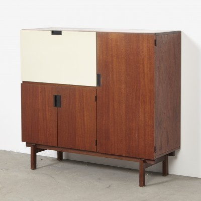 CU01 cabinet from the fifties by Cees Braakman for Pastoe