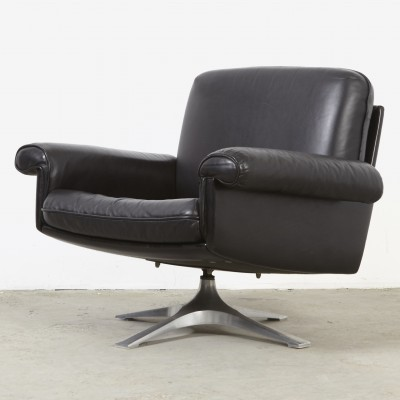 DS-31 lounge chair from the seventies by unknown designer for De Sede