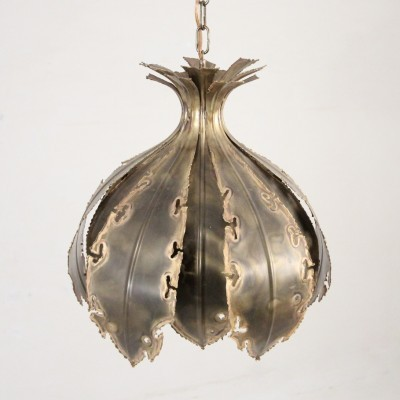 The Onion hanging lamp by Sven Aage Holm Sørensen, 1950s
