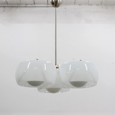 Triclinio hanging lamp from the sixties by Vico Magistretti for Artemide