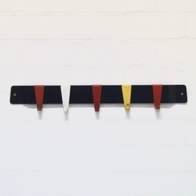 Coat rack from the fifties by Coen de Vries for Pilastro