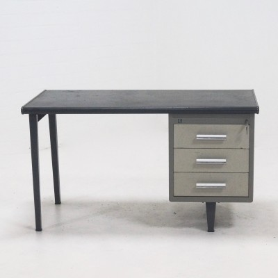 Kleurodesk writing desk from the sixties by André Cordemeyer for Gispen