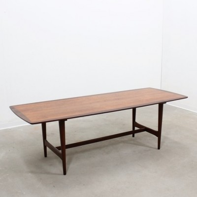 Coffee table from the fifties by unknown designer for Ilse Möbel