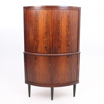 Corner Model cabinet from the sixties by unknown designer for unknown producer