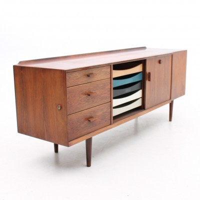 Model 211 sideboard from the sixties by Arne Vodder for Sibast