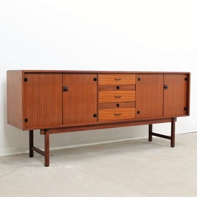 Sideboard from the fifties by unknown designer for Barovero