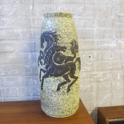 Scheurich Germany vase, 1960s