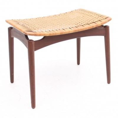 Stool from the fifties by unknown designer for Ølholm Møbelfabrik