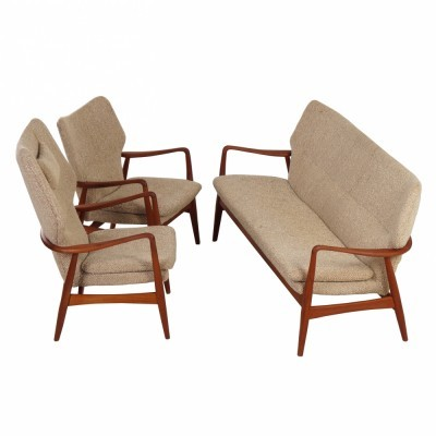 Seating group from the sixties by Aksel Bender Madsen for Bovenkamp