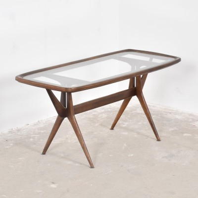 Coffee table from the fifties by Cesare Lacca for unknown producer