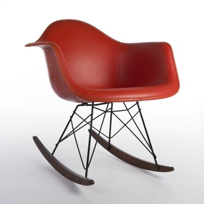 RAR rocking chair from the sixties by Charles & Ray Eames & Alexander Girard for Herman Miller