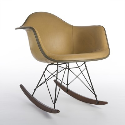 RAR rocking chair from the fifties by Charles & Ray Eames & Alexander Girard for Herman Miller