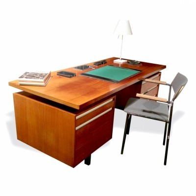 Writing desk from the sixties by Cor Bontenbal for Fristho