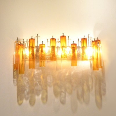 Wall lamp from the sixties by unknown designer for Venini