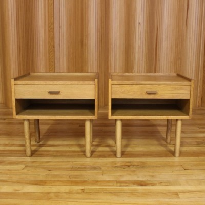 Set of 2 chest of drawers from the fifties by Hans Wegner for Ry Møbler