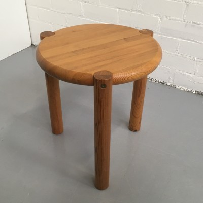 Stool from the seventies by unknown designer for unknown producer