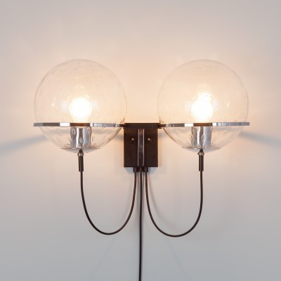 C-1726.00 wall lamp from the sixties by unknown designer for Raak Amsterdam