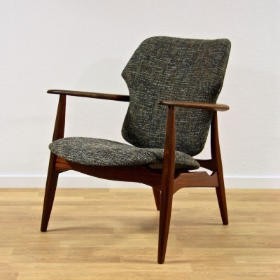 Lounge chair from the sixties by unknown designer for Wébé
