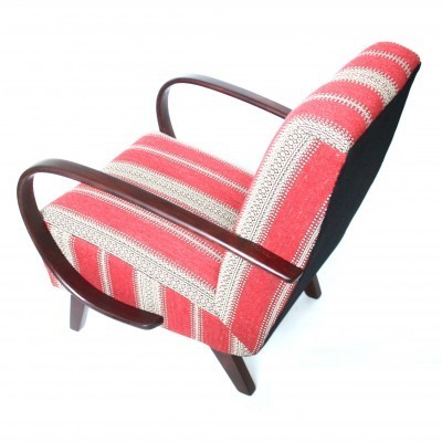 Arm chair from the fifties by Jindřich Halabala for unknown producer