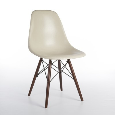 DSW Dowel Eiffel dinner chair by Charles & Ray Eames for Herman Miller, 1960s