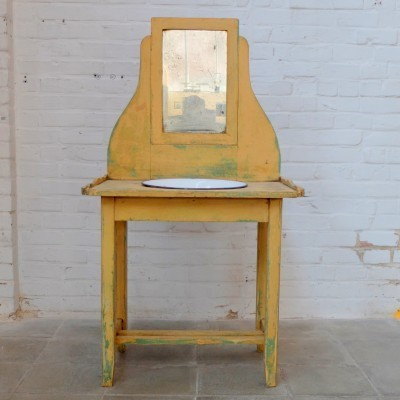 Washing Table from the sixties by unknown designer for unknown producer