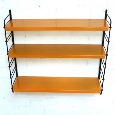Wall unit from the fifties by unknown designer for Pilastro