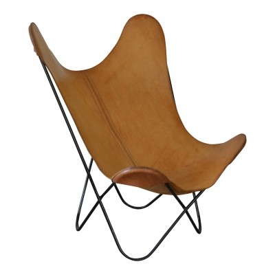 Butterfly lounge chair from the fifties by Jorge Ferrari Hardoy for Knoll