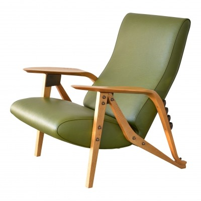 Gilda lounge chair from the eighties by Carlo Mollino for Zanotta