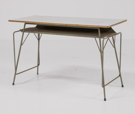 Writing desk from the fifties by Willy van der Meeren for Tubax
