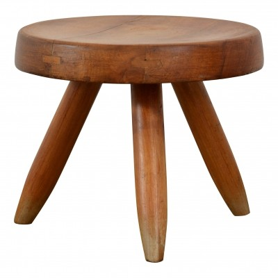 Stool from the fifties by Charlotte Perriand for Steph Simon