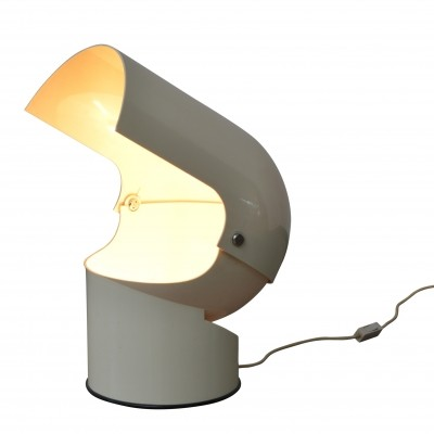 Pileo floor lamp from the seventies by Gae Aulenti for Artemide