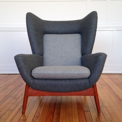 Merrywood arm chair by Parker Knoll, 1960s
