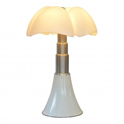 Pipistrello floor lamp from the sixties by Gae Aulenti for Martinelli Luce