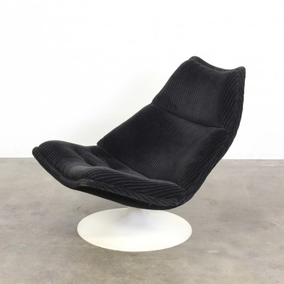 F510 lounge chair from the sixties by Geoffrey Harcourt for Artifort