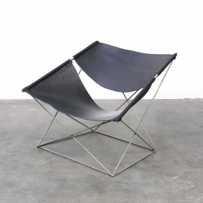 F675 lounge chair from the sixties by Pierre Paulin for Artifort