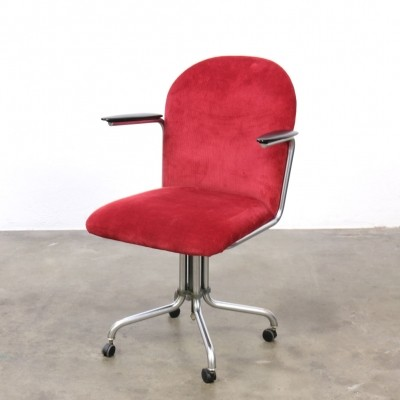 Model 356 office chair by W. Gispen for Gispen, 1940s