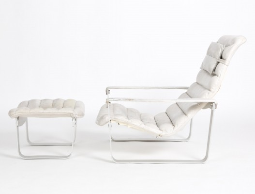 Pulka lounge chair from the sixties by Ilmari Lappalainen for Asko