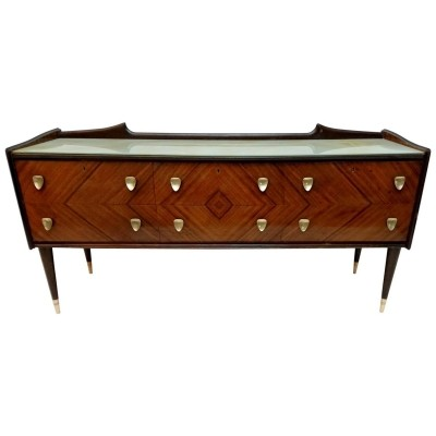Chest of drawers from the fifties by unknown designer for Proserpio