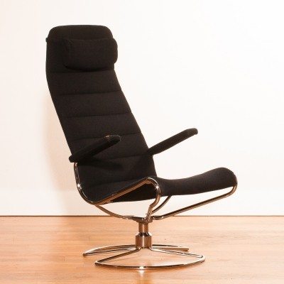 Minister arm chair by Bruno Mathsson, 1980s
