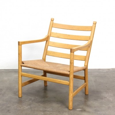 CH44 arm chair from the forties by Hans Wegner for Carl Hansen