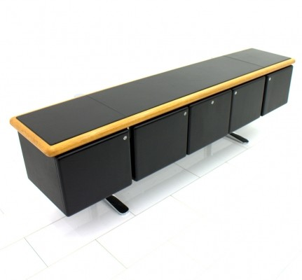 Sideboard from the seventies by Warren Platner for Knoll International