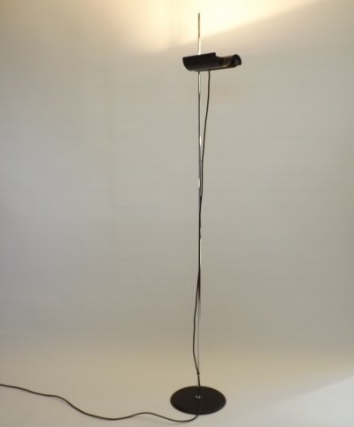 Dim 303 floor lamp from the sixties by Vico Magistretti for Oluce