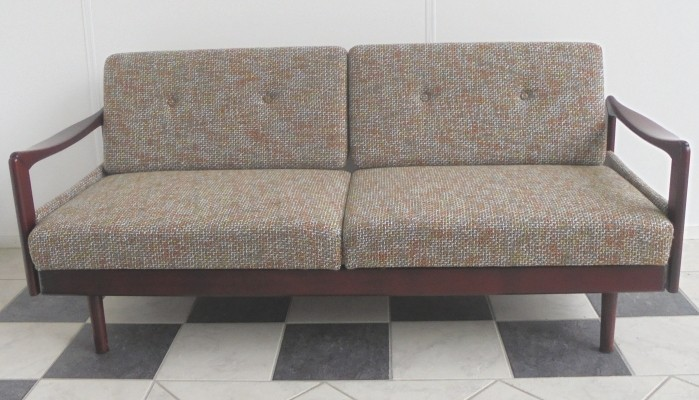 Stella sofa from the fifties by Walter Knoll for Knoll Antimott