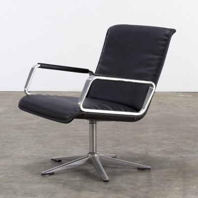 Delta lounge chair from the seventies by Delta Design for Wilkhahn