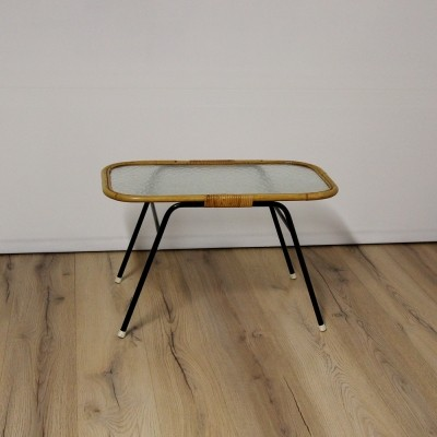 Side table from the fifties by unknown designer for Rohé Noordwolde