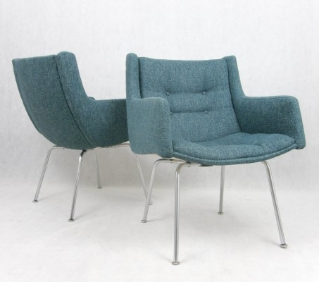 2 lounge chairs from the fifties by Geoffrey Harcourt for Artifort