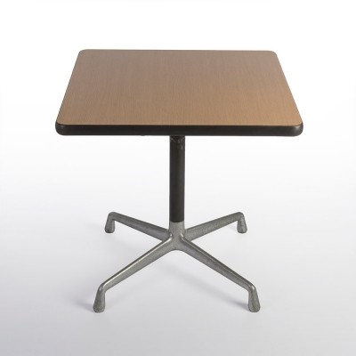 Contract side table from the sixties by Charles & Ray Eames for Herman Miller