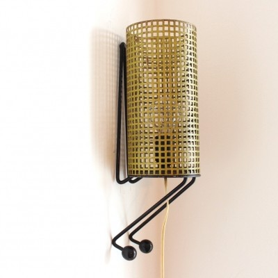 Wall lamp from the fifties by Tjerk Reijenga for Pilastro